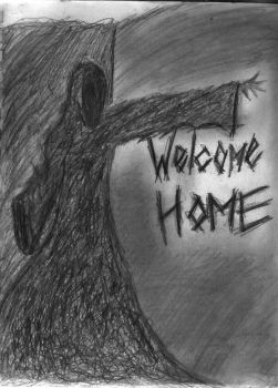 Welcome Home by sk8ordie97