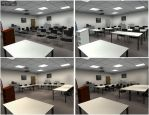 3D Model : Briefing Room - From South-East by V3Digitimes