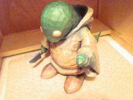 Tonberry Papercraft by Magedark9