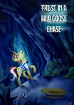 Trust in a Wild Goose Chase by C-Puff