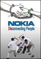 Nokia Disconnecting People by imanwow