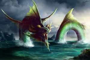 King of the Sea by RestrictedShadow