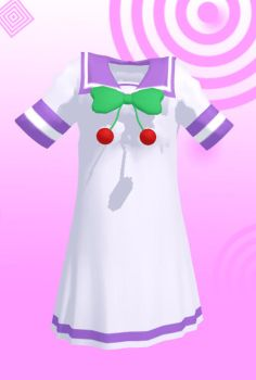 MMD Cute sailor dress Download by 9844