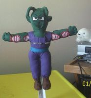 2nd Piccolo Doll Comission!-All Done! by Iziume89