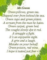 Mr. Green by SilverlyDragon