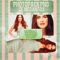 PNG Pack(77) Megan Fox by BeautyForeverr