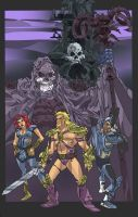 masters of the universe colors by barnabas13
