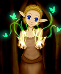 Elven Powers by Empyu