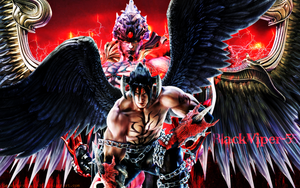 Devil Jin by LegendaryDragon90