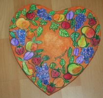 fruit heart by ingeline-art