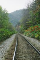 Appalachin Trail Railroad by sacredspace