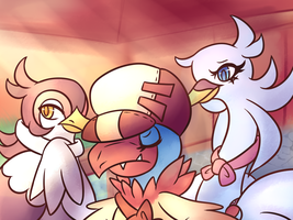E6.2 Collab - Slight Change of Plans - 02 by Reshidove