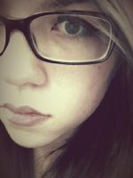 I Actually Wore Makeup O: by TayMay135