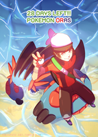 POKEMON ORAS by Tubigpo32