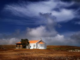 little church... by VaggelisFragiadakis