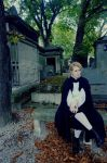 Evil For These Times- Lestat de Lioncourt- Cosplay by TheTeenyTinyPrince