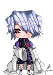 Xerxes Break as chibi by Yokuna-chan