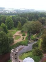 Blarney Castle Top view by cicialexa