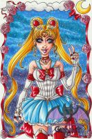 Sailor Princess by Hatter2theHare