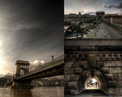 My Chain Bridge 2 by chaosprof