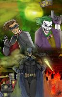BATMAN DC submition by SinfiniD