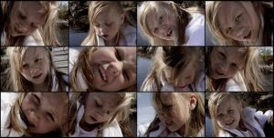 Facial Expressions 2 by cilie