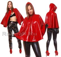 Little Latex Red Riding Hood by latex-rat