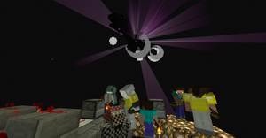 Minecraft - The End? by resir014