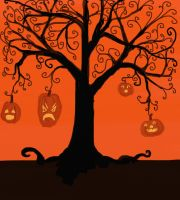 Halloween Tree by katiejo911