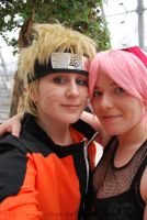 NaruSaku - Take a Shot by Wings-chan