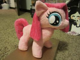 Pinkie Pie Filly Plush by Little-Broy-Peep