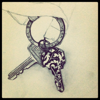 Keys by thelinesthattied