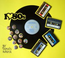 i love 80's- by tamas kanya by tom-tom1969