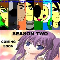 CN Absolution Direction: The Series - Season Two by ian2x4