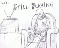 Still Playing by jlewis413