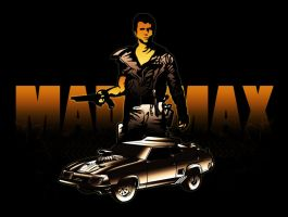 mad max by davidian13