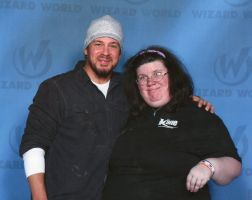 Christian  Kane Photo Op  10-25-15 by AnnieSmith