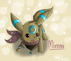 Request: OC: Mimmi by Bluekiss131