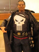 THE PUNISHER DEATH IS COMING by efrece