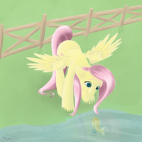 My Name is Fluttershy by EmilieArts