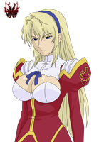 Satellizer el Bridget by firedog420