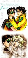 Tim Drake Ships by angel-gidget