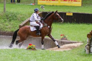 3DE Cross Country Water Obstacle Series III/6 by LuDa-Stock