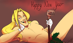 Lucius: Happy New Year! by gilll