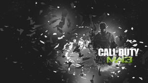 Call of Duty MW3 Shattered v2 by echosoflife
