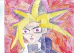 Yami really shocked by YamiYugi1