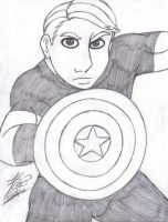 ::Captain America:: by Ksterstone