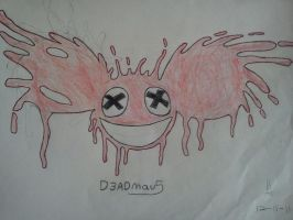 D3ADMAU5 colored by DinomanInc