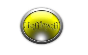Hufflepuff Button by HuntressxTimeLady