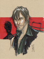 Daryl by Hodges-Art
